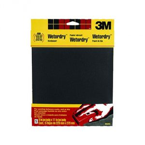 DISTRESSING Sandpaper Assorted Sheets