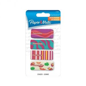 Decorated Erasers