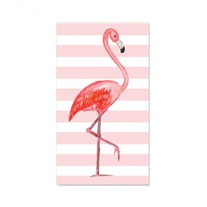 Dinner-Napkins-Flamingo