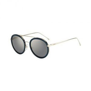 Fendi-Funky-Angle-Round-Sunglasses-Pink-Brown