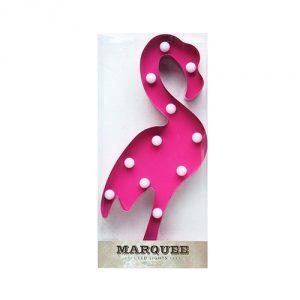 Flamingo-Marquee-Light