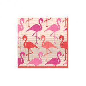 Flamingo-Strut-Cocktail-Napkins