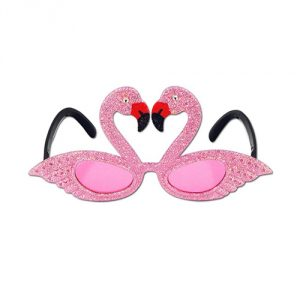 Glitter Flamingo Sunglasses