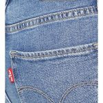Levi's Women's 721 High Rise Distressed Skinny Jeans