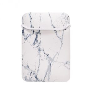 Marble-Pattern-Reversible-Cover-for-13-Laptop