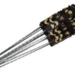 Moroccan Handmade Stick Skewers - Black