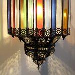 Moroccan Multi Color Chandelier