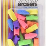 Pencil Eraser Caps