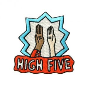 PATCHES-High-Five