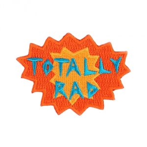 PATCHES Totally Rad Summer