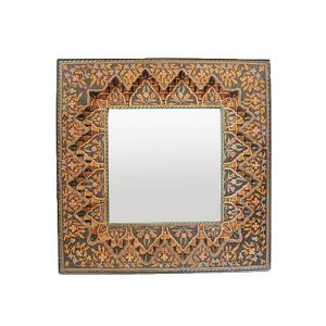 Painted-Moroccan-Mirror