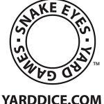 Snake Eyes Yard Dice