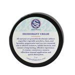 Soapwalla Organic Vegan Deodorant Cream
