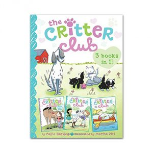 The-Critter-Club