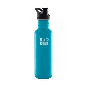 Turquiose-KleanKanteen-Stainless-Steel-Bottle