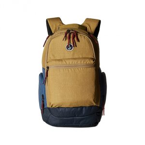 Volcom-Automation-Dark-Khaki-Backpack