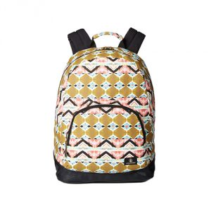 Volcom Junior's Schoolyard Backpack - Army