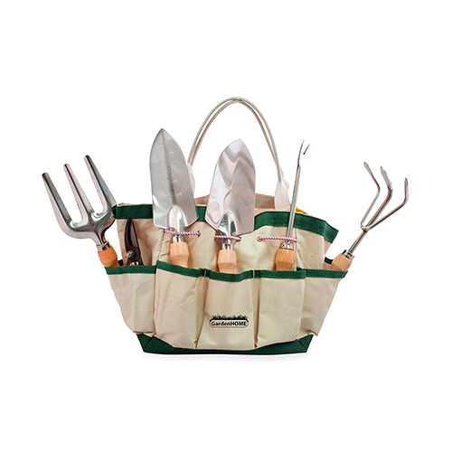 Garden-Tool-and-Tote-Set