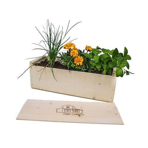 Indoor-Herb-Garden-Planter-Box-Kit