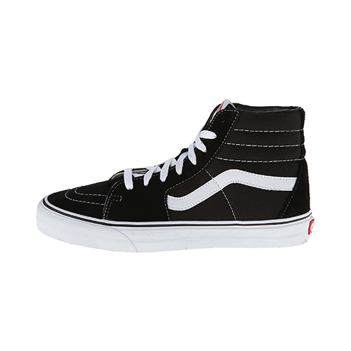 Vans Kid Shoes SK8-Hi Black White Sneakers