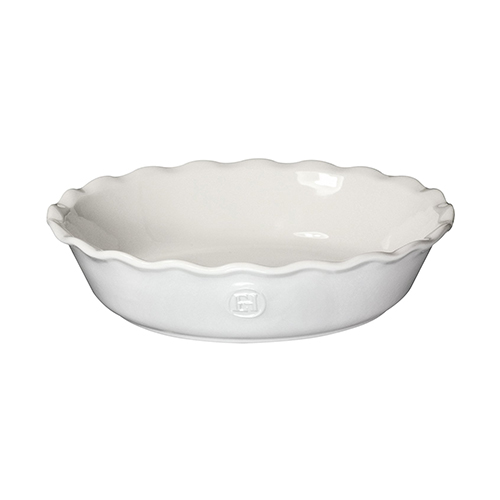 Emile Henry Made In France HR Modern Classics Pie Dish