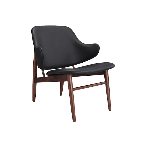 Kardiel-Larsen-Shell-Wood-Modern-Lounge-Chair