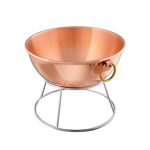 Mauviel-M'Passion-Copper-Egg-White-Bowl-with-Ring