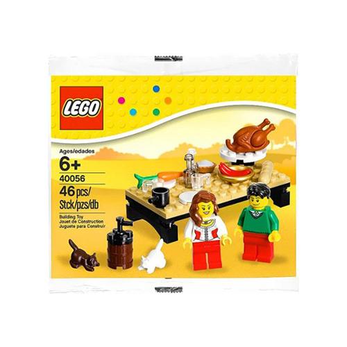 LEGO Seasonal Thanksgiving Feast Set