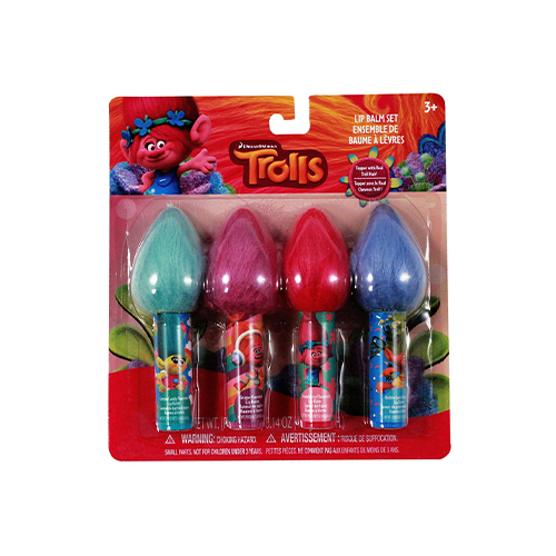 Trolls Flavored Lip Balm