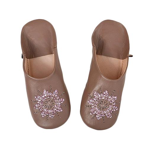 Moroccan-Sheepskin-Slippers