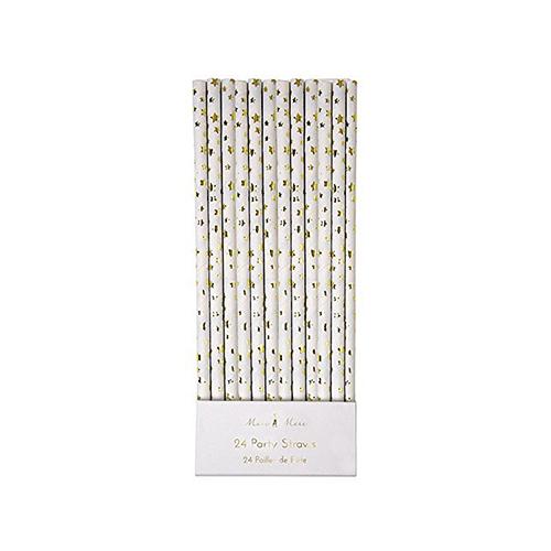 meri-meri-gold-stars-paper-straws