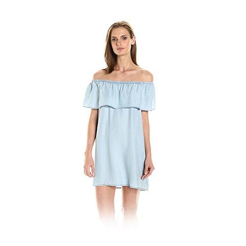 Off-the-Shoulder-Dress